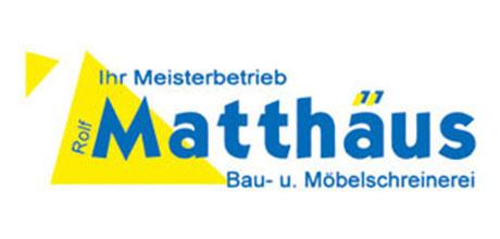 Rolf Matthäus Bau- und Möbelschreinerei