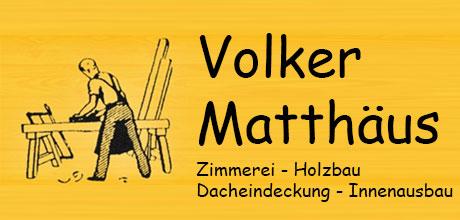 Holzbau Matthäus