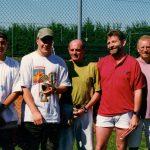 1996 Siegerehrung Gruppenbild